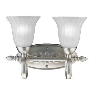 Bafford 2-Light Vanity Light by Darby Home Co
