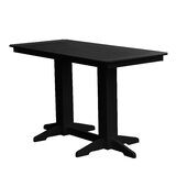 Newport Plastic/Resin Bar Table