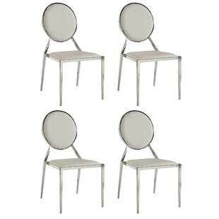 Lisa Side Chair (Set of 4) Chintaly Imports
