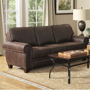 Shop Elida Three Seat Sofa by Darby Home Co