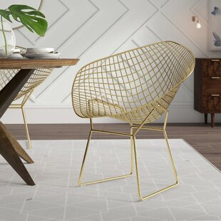 Manno Side Chair by Mercury Row