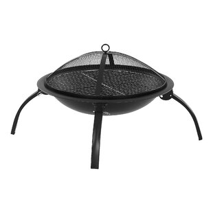 Steel Fire Pit By Sol 72 Outdoor