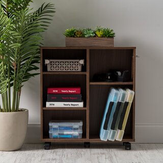 Standard Bookcase by IRIS USA, Inc. SKU:CA628121 Order