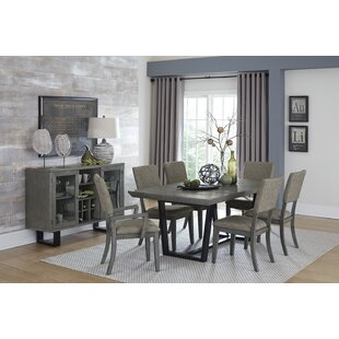 Alia Upholstered Dining Arm Chair (Set of 2)