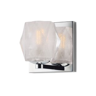 Miesner 1-Light Bath Sconce by Wrought Studio