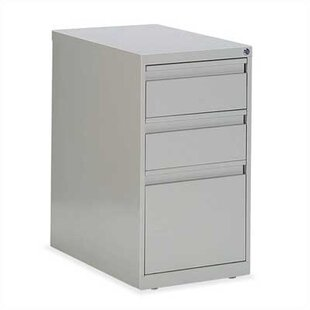 G Series 3-Drawer Box/File Pedestal by Global Total Office