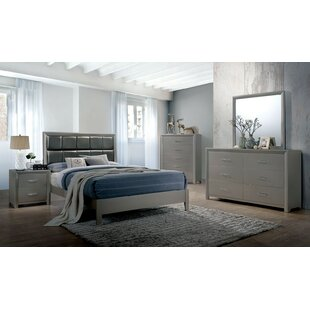 Boyce Panel Configurable Bedroom Set