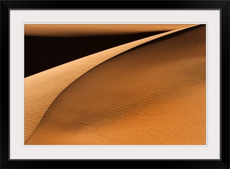 East Urban Home Golden Dunes By Jure Kravanja Photographic Print Wayfair