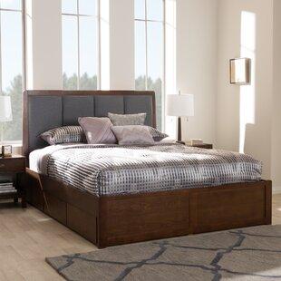 Online Reviews Frederiksborg Upholstered Storage Platform Bed by Ivy Bronx Reviews (2019) & Buyer's Guide