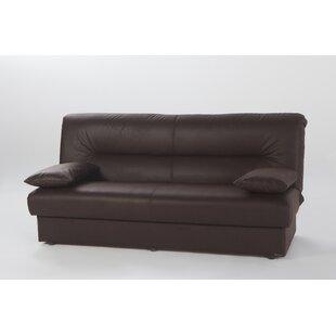 Shop Manhasset 3 Seat Sleeper Sofa by Ebern Designs