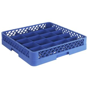 Dishwasher Rack in Blue by Symple Stuff