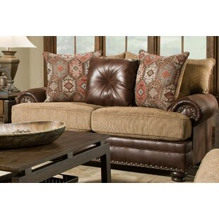 Great Price Poythress Loveseat by Loon Peak Reviews (2019) & Buyer's Guide