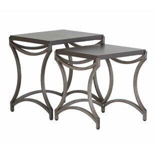 Caroline Iron Nesting Tables