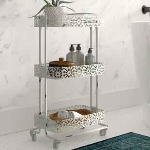 Skipworth Pierced 17 W x 295 H Bathroom Shelf by Mistana