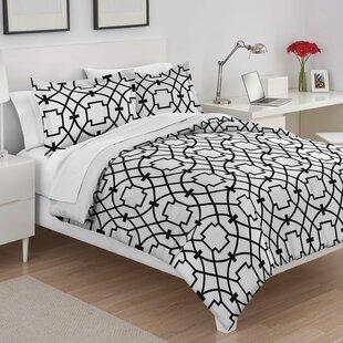 Duplessis Reversible Comforter Set
