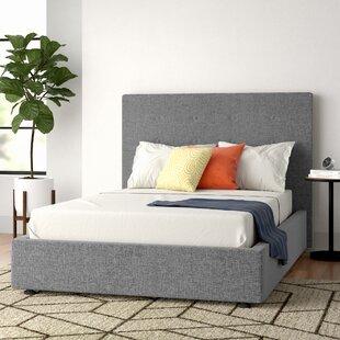Belmonte Upholseterd Bed Frame By Hykkon