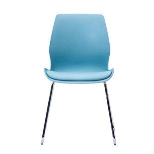 Asencio Modern Cushioned Dining Chair (Set of 2)