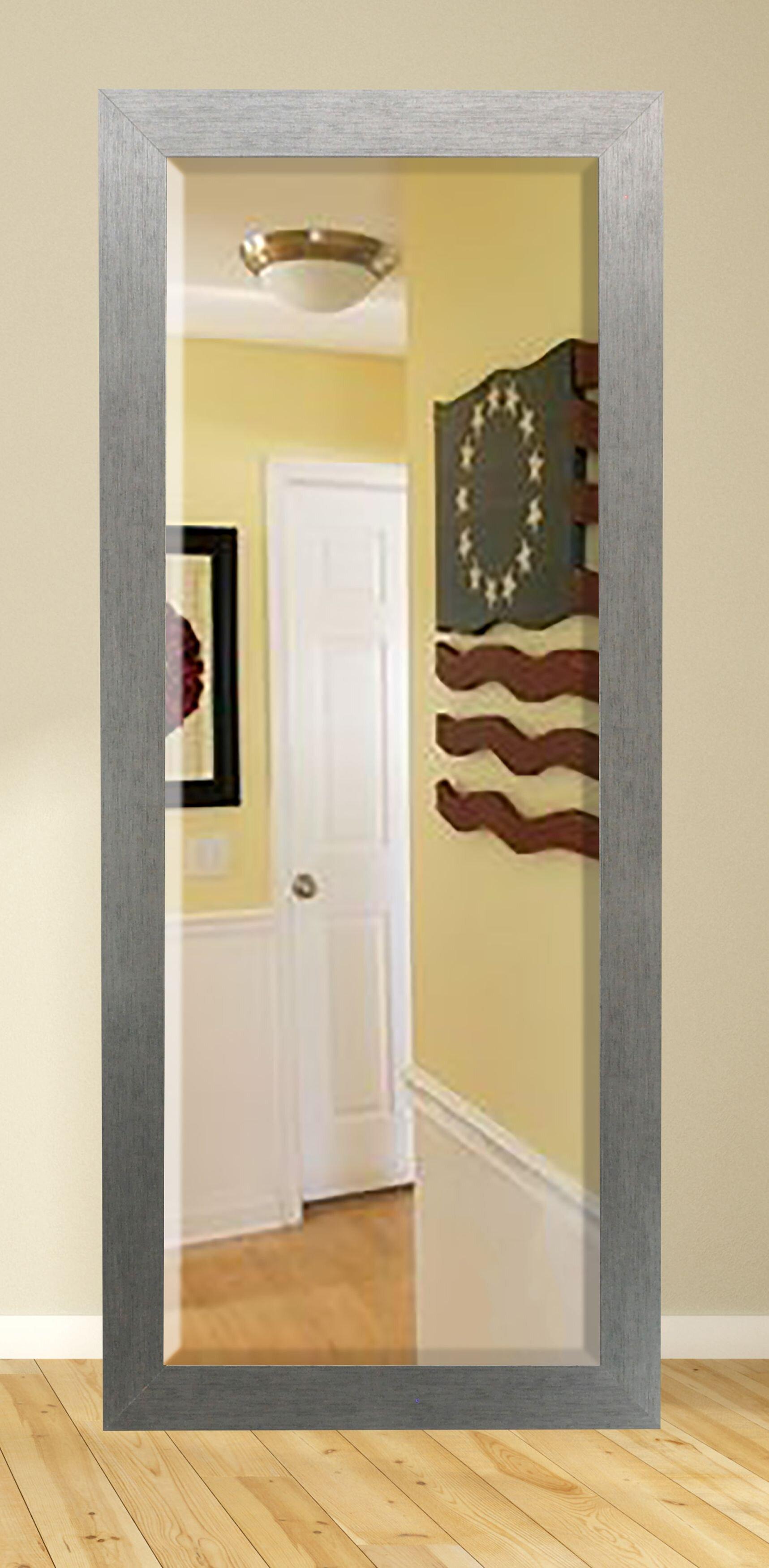 Famous Decorative Full Length Wall Mirror Photos - The Wall Art ...