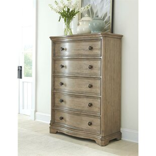 Paredes 5 Drawer Chest