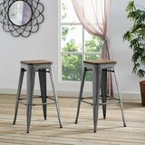 Ashlyn Bar and Counter Stool (Set of 2) by Williston Forge