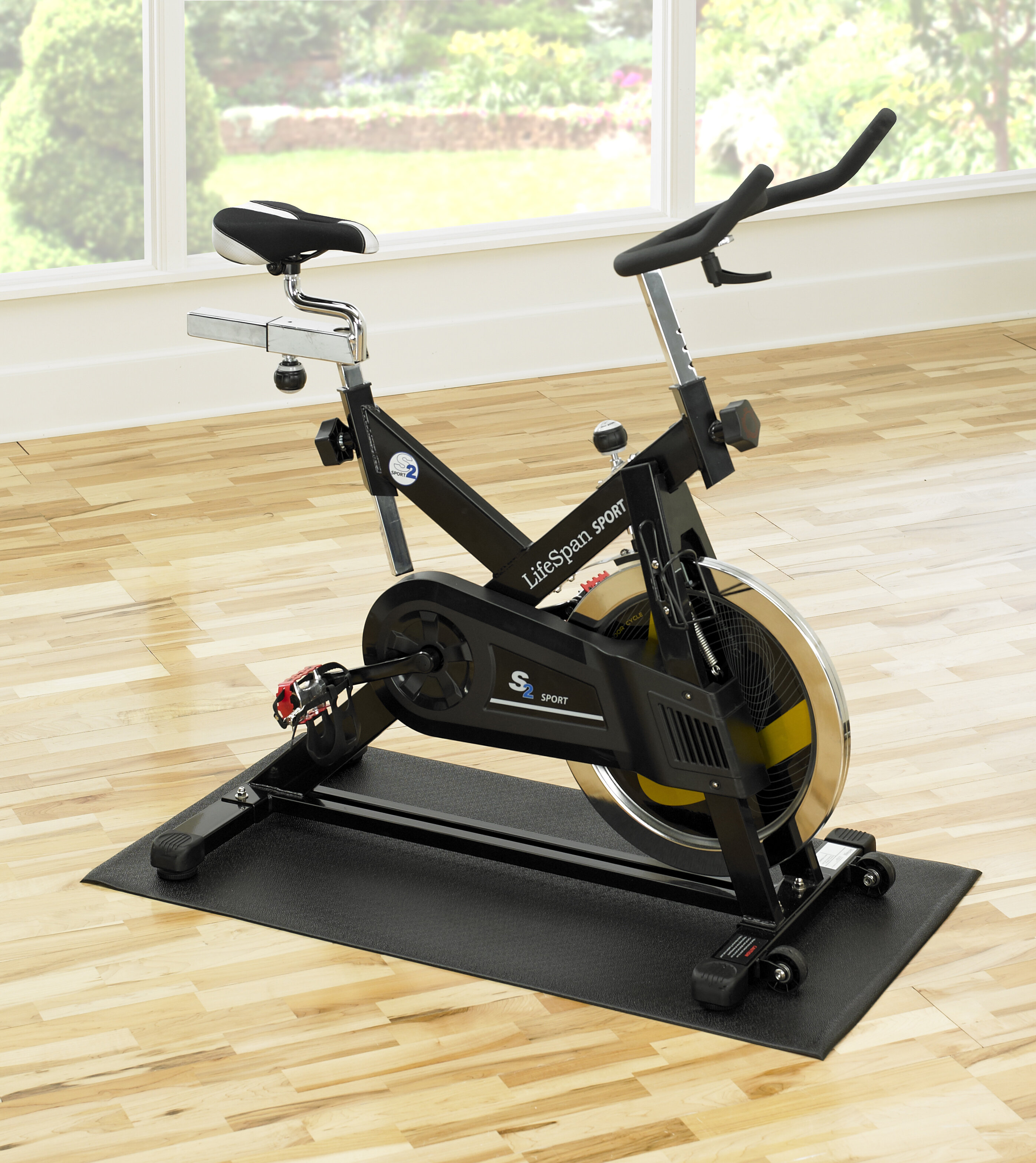 elliptical mats magnetic mat product overstock trainer toys health shipping fitness free sports sf sunny today