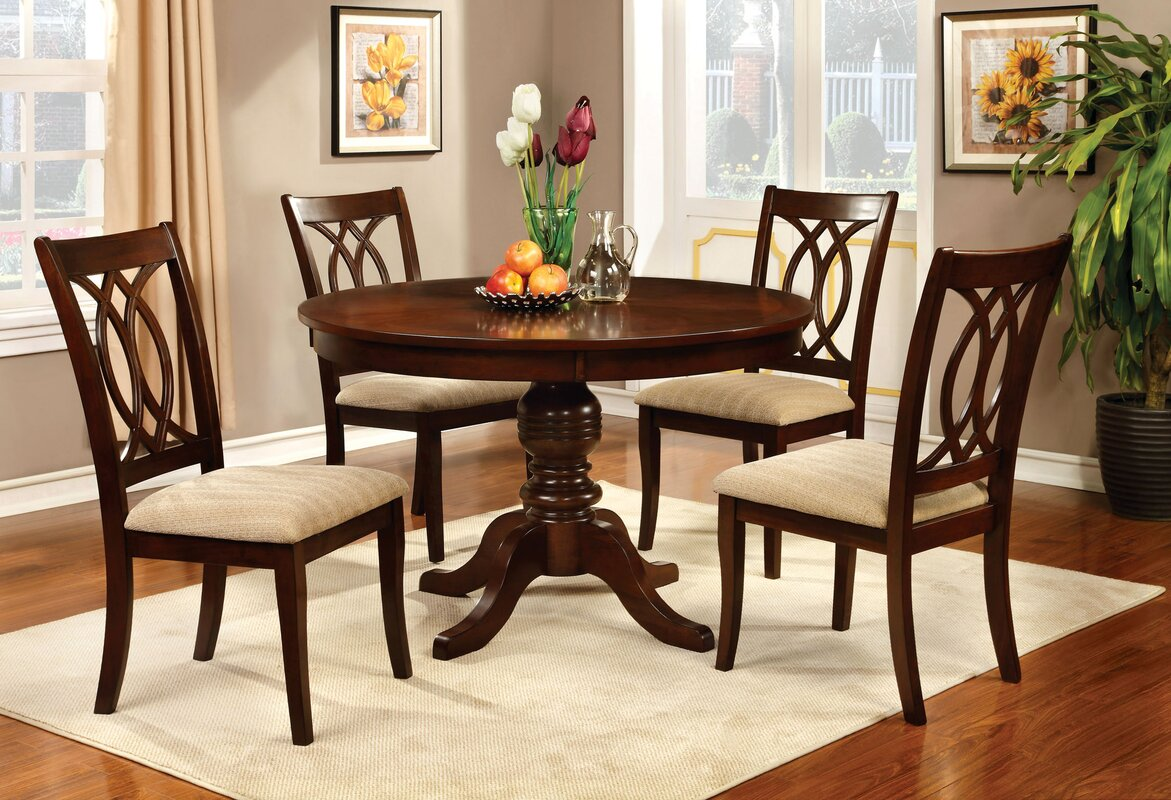 Five Piece Dining Room Set : Astoria Grand Freeport 5 Piece Dining Set U0026  Reviews | Wayfair