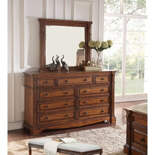 Carrow 9 Drawer Dresser