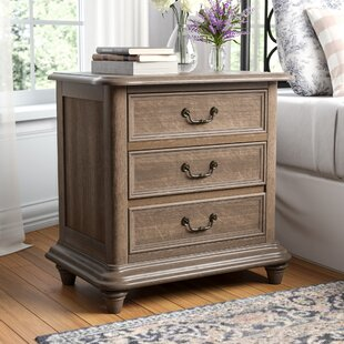 Calila 2 Drawer Nightstand