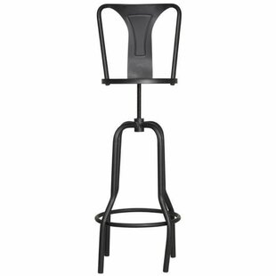 Degraw Height Adjustable Bar Stool By Williston Forge