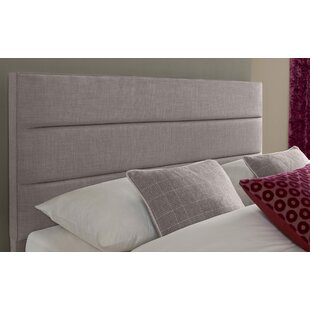 Review Oakhill Linen Upholstered Headboard
