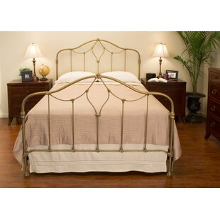 Benicia Foundry and Iron Works Clayton Panel Bed