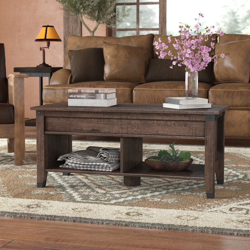 Charlton Home Leach 3 Piece Coffee Table Set
