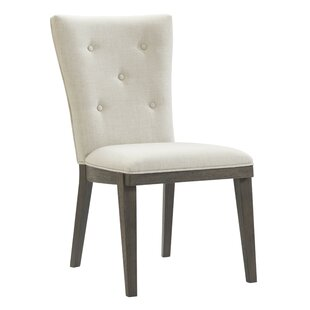 Read Reviews Joanna Side Chair (Set of 2) by Gracie Oaks Reviews (2019) & Buyer's Guide