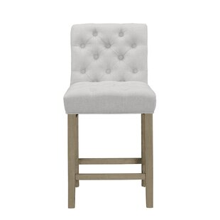 Georgio 24 Bar Stool (Set Of 2) by One Allium Way 2019 Online