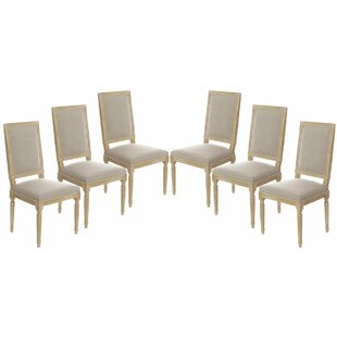 Best Reviews Pietsch Side Chair (Set of 6) by One Allium Way Reviews (2019) & Buyer's Guide