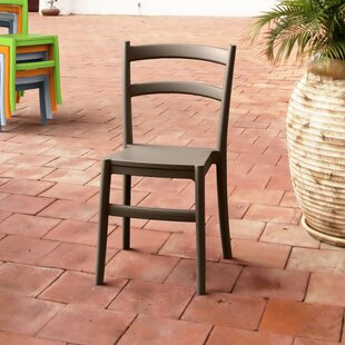 Fluellen Tiffany Patio Dining Chair (Set of 2)