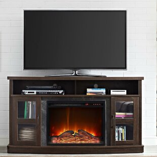 Great Price Schuyler TV Stand for TVs up to 60 with Fireplace by Darby Home Co Reviews (2019) & Buyer's Guide