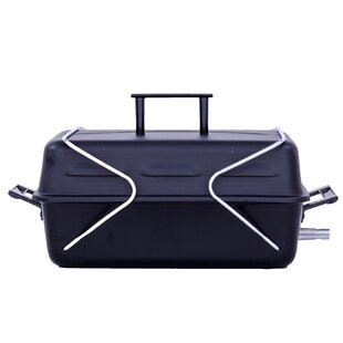 Char-Broil Deluxe Portable Propane Gas Grill