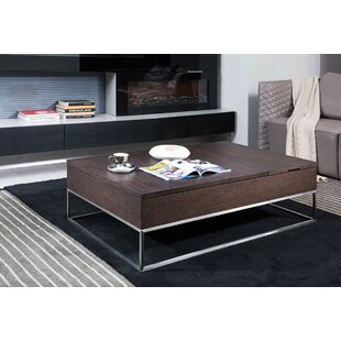 Camron Contemporary Coffee Table with Lift Top