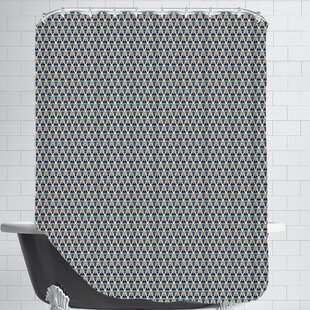 Turkish CaraKozik Single Shower Curtain