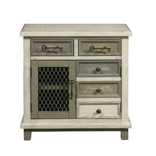 Linus 5 Drawer Accent Chest