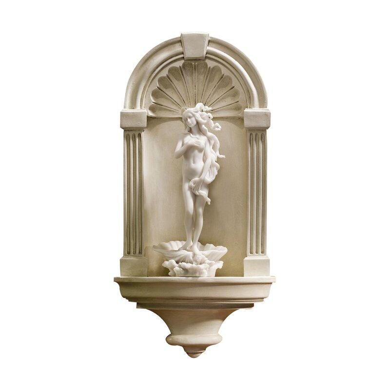 Design Toscano Classical European Style Wall Decor | Wayfair