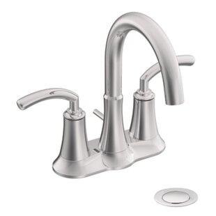 Moen Icon Two Handle Centerset High Arc Bathroom Faucet