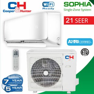 Sophia 12000 Energy Star Mini Split System with Remote