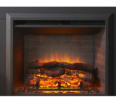 Wall Mounted Electric Fireplace Insert Only The Outdoor GreatRoom Company