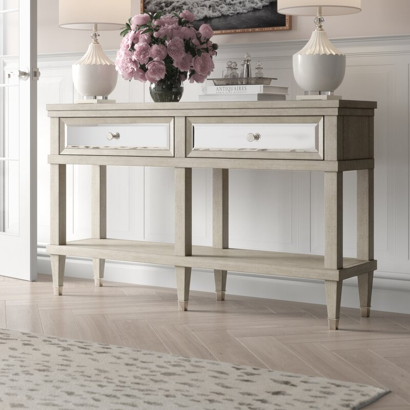 Rima Console Table by House Of Hampton