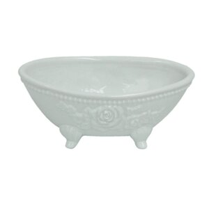 Compare prices Ellie Soap Dish ByJessica Simpson Home