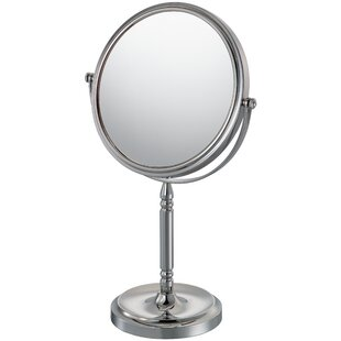 Affordable Mirror Image Recessed Base Vanity Mirror By Mirror Image