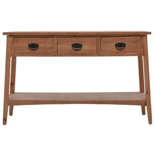 Salvatore Console Table By Brambly Cottage