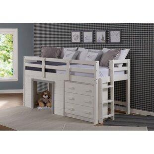 Tressa Twin Loft Bed by